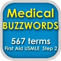 Medical Terminology - Most used terms First  Aid icon