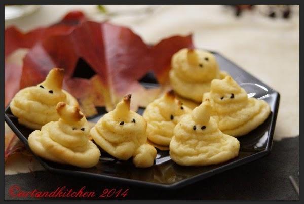Potato Ghosts Recipe