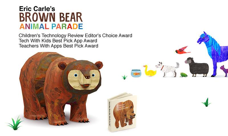 Brown Bear - Animal Parade- screenshot