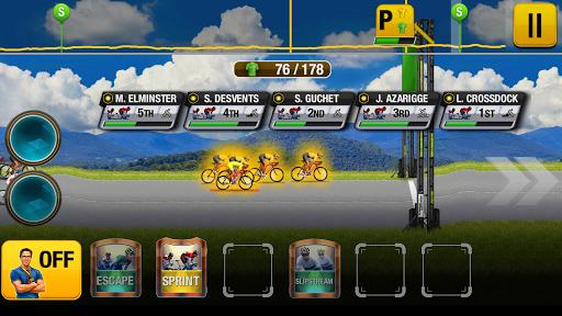 Tour de France 2019 Official Game - Sports Manager apkdebit screenshots 2