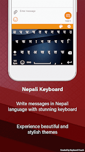 App Nepali Keyboard 2019: Nepali Language APK for Windows Phone