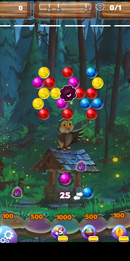 Bubble Bird Rescue screenshot 11