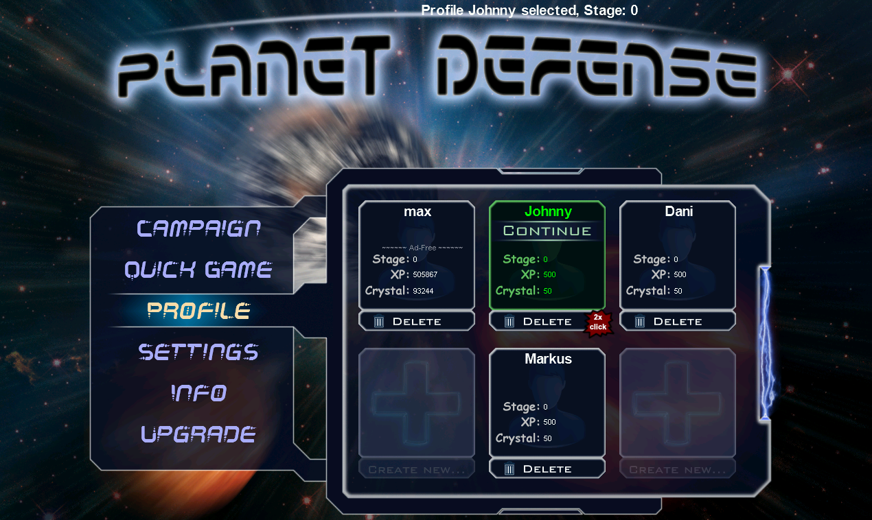 Planet Defense- screenshot