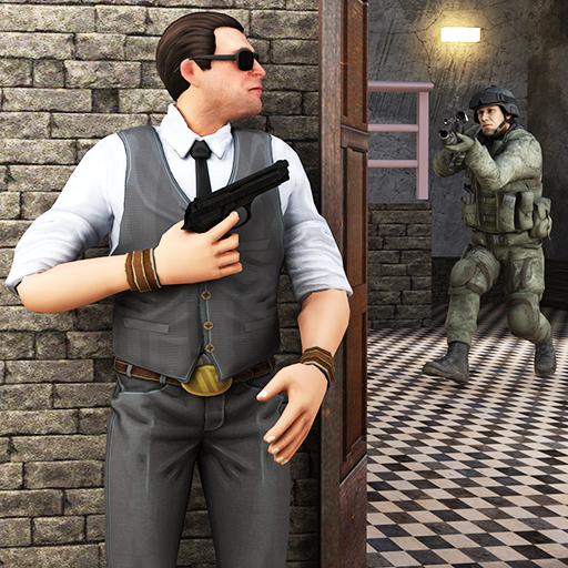 秘密特工间谍幸存者3D 動作 App LOGO-硬是要APP
