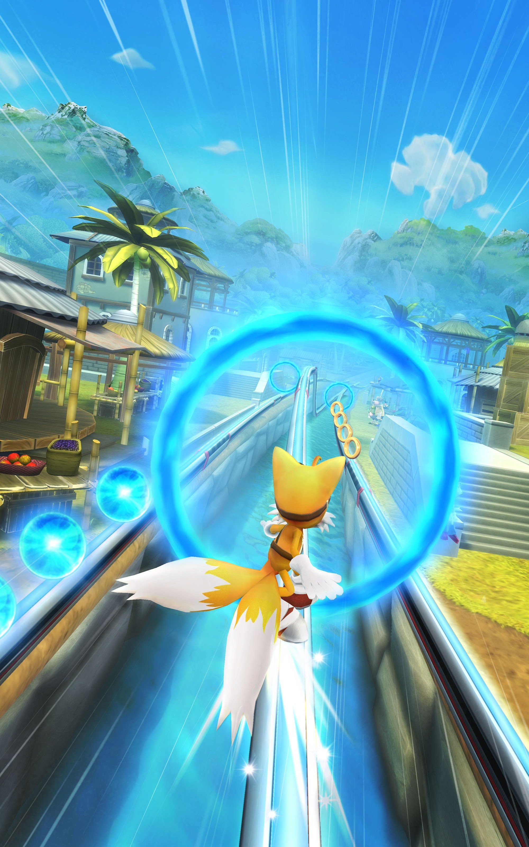 Sonic Dash 2: Sonic Boom screenshot #10
