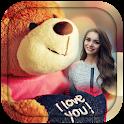Teddy Bear Photo Frame icon