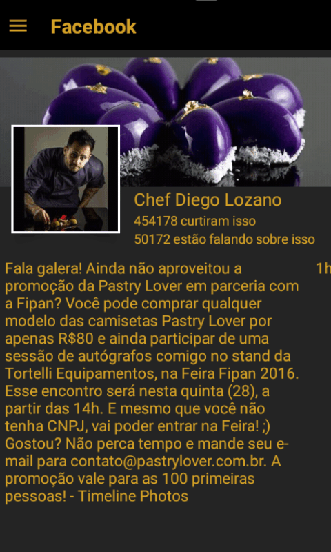 Chef Diego Lozano- screenshot
