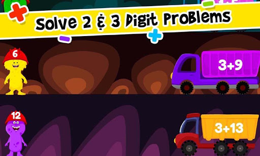Addition and Subtraction for Kids - Math Games 1.8 screenshots 5