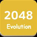 2048 Evolution (No Ads) icon
