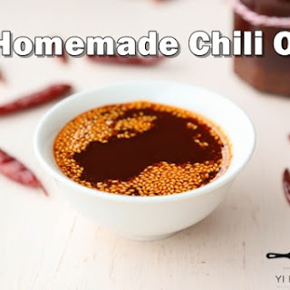 How to Make Chinese Hot Chili Oil Recipe