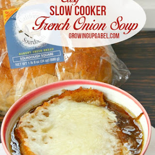 The Best French Onion Soup Recipe in the World.
