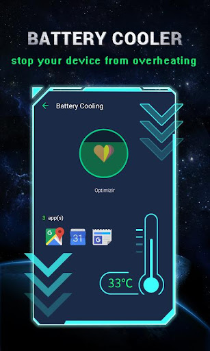 Power Battery - Battery Life Saver & Health Test for PC