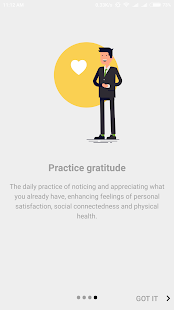 HappyBeing | Stress relief. Mindfulness. Growth. - náhled