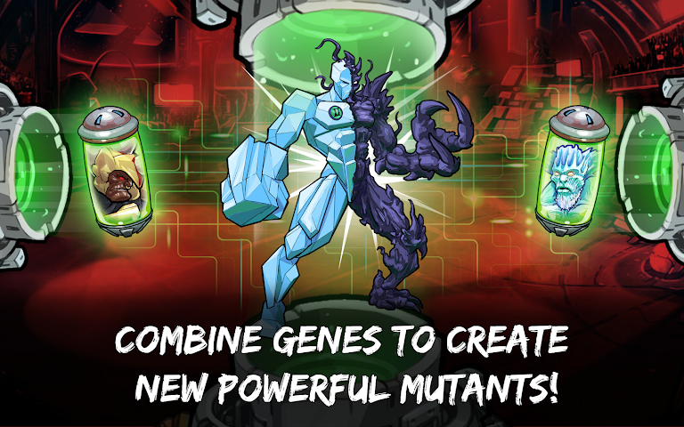 android Mutants: Genetic Gladiators Screenshot 8