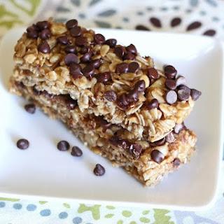 Gluten Free No-bake Chewy Granola Bars