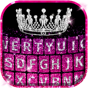 App Lux Crown Glint Fonts Keyboard Theme APK for Windows Phone