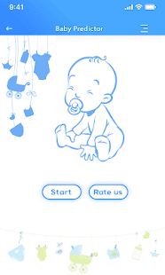 Baby Predictor Screenshot