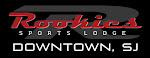 Logo for Rookies Sports Lodge Downtown