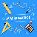 Mathematics - Math Games, Quizzes & Math Puzzles icon
