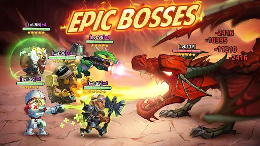 Battle Arena: Heroes Adventure - Online RPG download 2
