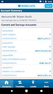 Barclays Mauritius - náhled