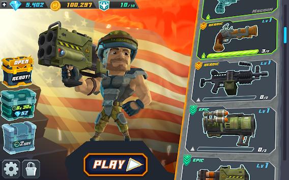 Major Mayhem 2 - Action Arcade Shooter