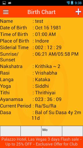 Kundali Birthchart By Vapps2015 Google Play United States