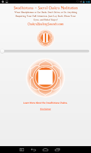 Sacral Chakra Sound Meditation- screenshot thumbnail