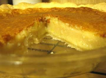 Karen's Buttermilk Pie