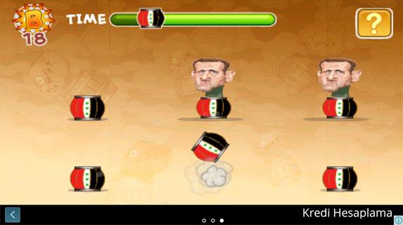 تطبيق لأجهزة أندرويد : لعبة اضرب بشار وبراميله المتفجرة PSwG7ALSmYtJmHO1onl-Tkd87etkiigsf8P1JWUgshjmtYJOAeb-i-tbLh_RX6zmL9c=h900