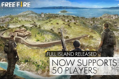 Download Free Fire - Battlegrounds for PC