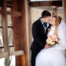 Wedding photographer Irina Eliseeva (iriska686). Photo of 11.02.2015
