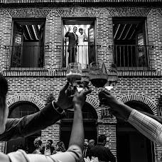 Свадебный фотограф Miguel angel Muniesa (muniesa). Фотография от 01.12.2017