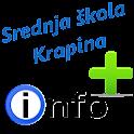 SŠ Krapina info+ (za učenike) icon