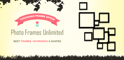 Photo Frames Unlimited Google Play پر موجود ایپس