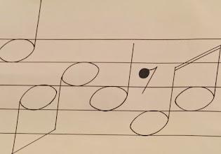 Photo: Peter Baanstra speelt liedjes waar een cijfer in voorkomt.