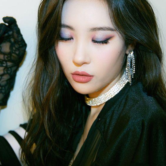 sunmi makeup 7