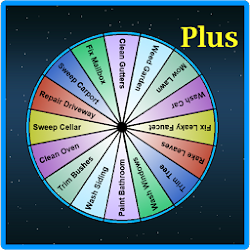 Decision Wheel Plus