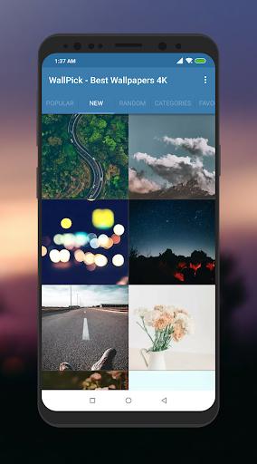 Best Wallpapers 4K - WallPick screenshot 2