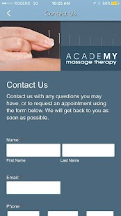 Academy Massage Therapy- screenshot thumbnail