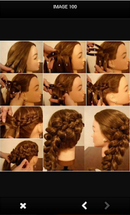 Braid Hairstyle Tutorials - náhled