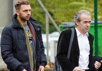 """Ex-aanvaller van Anderlecht heeft zijn eigen uitleg: """"Ik was twee keer zo goed als Teodorczyk of Ganvoula, maar ik zat niet in de portefeuille van Bayat"""""""