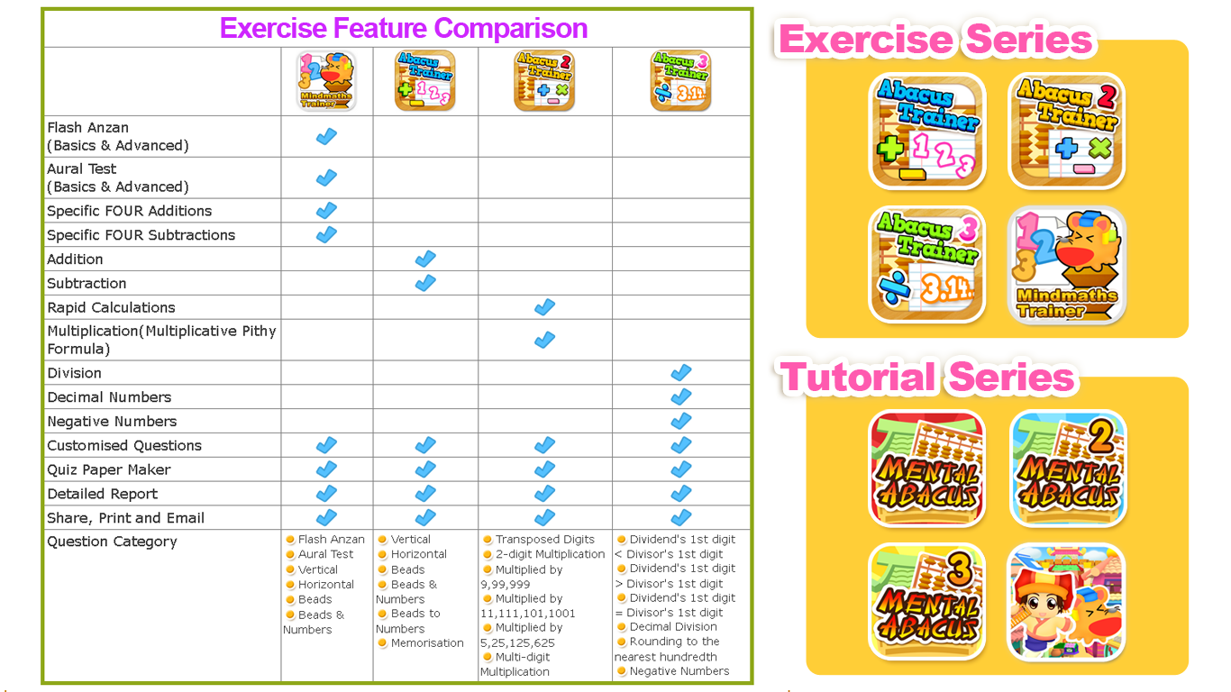Abacus Trainer 2- screenshot