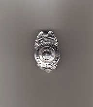 Photo: Virginia Military Institute Police, Badge (VMI No Longer Has Night Watchmen)