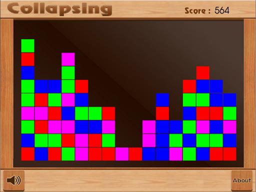 Collapsing Block