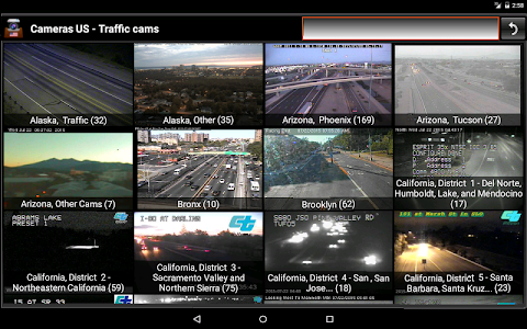 Cameras US - Traffic cams USA screenshot 9