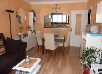 Appartement meublé 2 pièces 50,23 m2