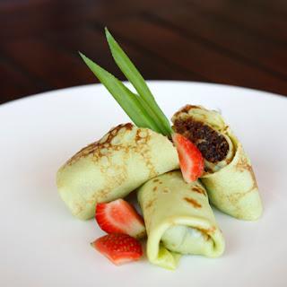Balinese Coconut Pancake Recipe