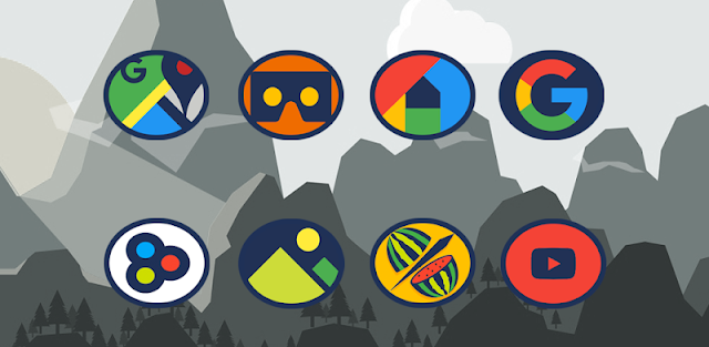Mendon - Icon Pack