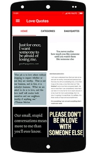Latest Love Quotes SMS- screenshot thumbnail